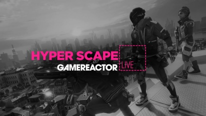 Hyper Scape - Technical Test Livestream Replay
