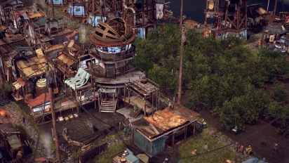 Endzone: A World Apart - Trade and Barter Update Trailer