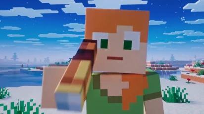 Minecraft - Caves & Cliffs: Part I Update Trailer