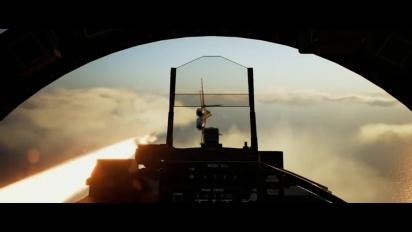 Ace Combat 7: Skies Unknown - Target Locked Trailer
