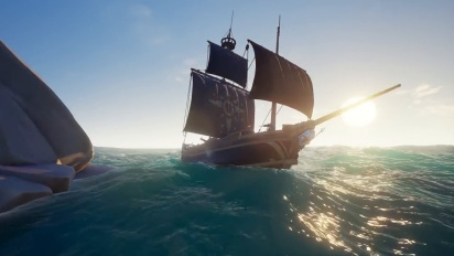 Official Sea of Thieves Content Update - The Hunter's Call