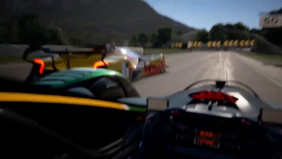 Gran Turismo Sport -  World Tour 2019: World Finals Monaco Teaser Trailer