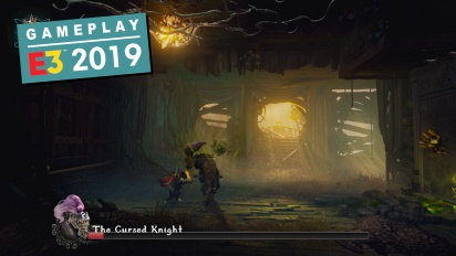 Trine 4: The Nightmare Prince - E3 Demo Gameplay