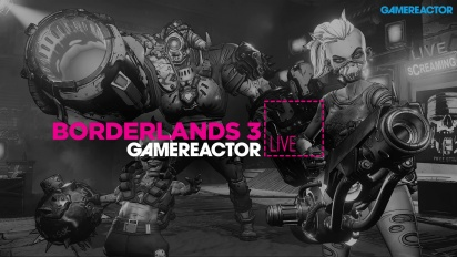 Borderlands 3 - Livestream Replay