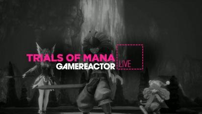Trials of Mana - Livestream Replay