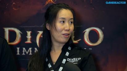 Diablo Immortal - Wywiad z Helen Cheng i Danem Elggrenem