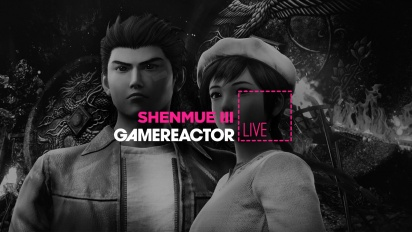 Shenmue III - Livestream Replay