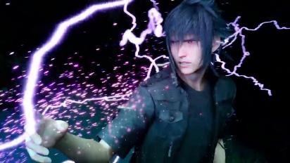 Final Fantasy XV - Google Stadia Launch Trailer