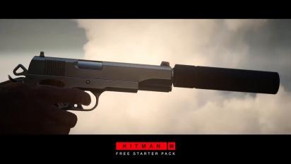 Hitman 3 - Free Starter Pack Trailer