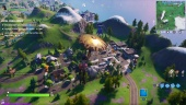 Gramy w Fortnite na PS4 - Rekin, Grota i Platforma