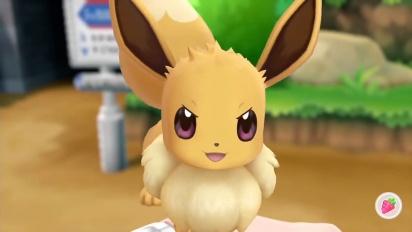 Pokémon: Let's Go, Pikachu! and Let's Go, Eevee! - Explore the World Trailer