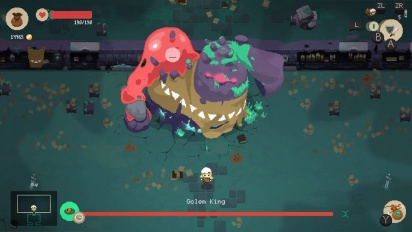 Moonlighter - Zwiastun Premierowy na Nintendo Switch