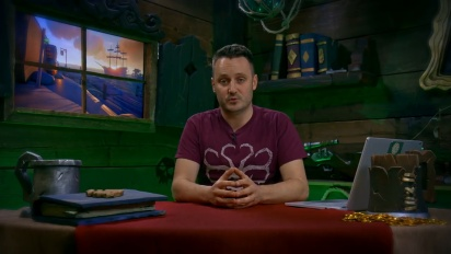 Official Sea of Thieves Developer Update - February 27
