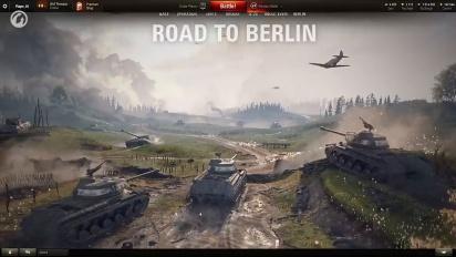 Droga do Berlina: szczegóły wydarzenia [World of Tanks Polska]