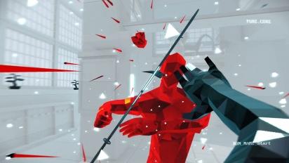 Superhot: Mind Control Delete - Reveal Trailer