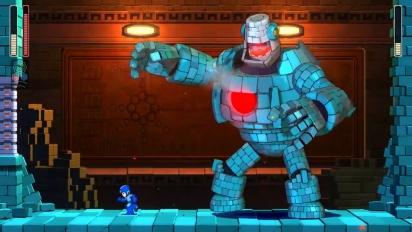 Mega Man 11 - Pre-order Trailer