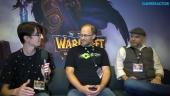 Warcraft III: Reforged - Wywiad z Timothym Mortenem i Brianem Sousą