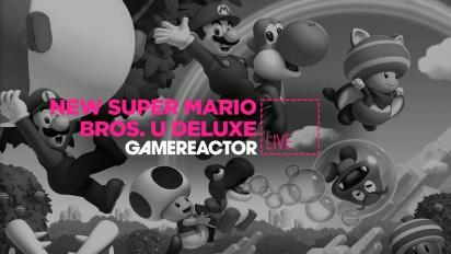 New Super Mario Bros. U Deluxe - Livestream Replay