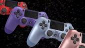 DualShock 4 Wireless Controller - New September Colours