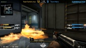 Steelseries League 2v2 - Team Mario vs TeamTumblrLinus on train