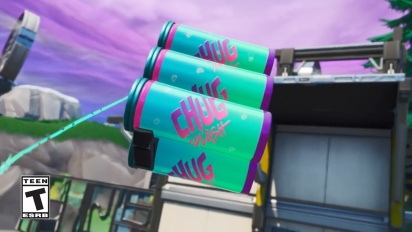 Fortnite - New Item: Chug Splash