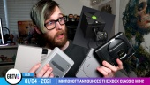 GRTV News - Microsoft announces Xbox Classic Mini