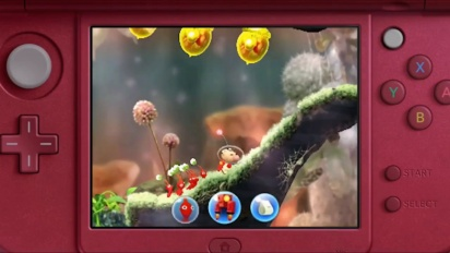 Pikmin for 3DS - Direct Announcement