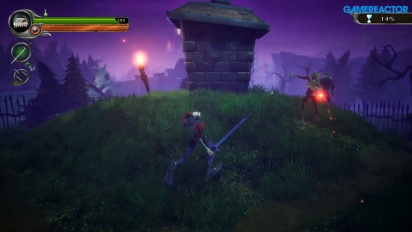 MediEvil - Commented Gameplay