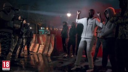Watch Dogs: Legion x Stormzy - ujawnienie