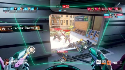 Overwatch 2 - Playtests with Overwatch League Pros New York