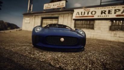 Need for Speed: Rivals - Jaguar DLC Pack Trailer