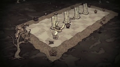 Don't Starve: Giant Edition - Wii U Trailer