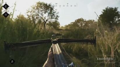 Hunt: Showdown - Update 2.1 Overview Trailer