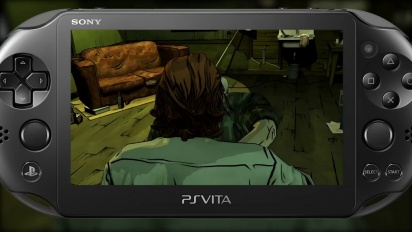 The Wolf Among Us - PS Vita Launch Trailer