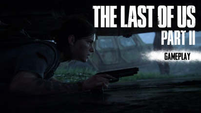 The Last of Us: Part II - Gameplay Commentary