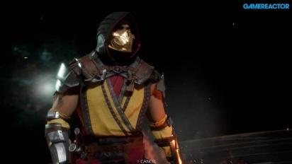 Mortal Kombat 11 - Kustomize Gameplay