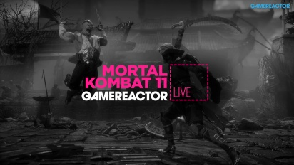 Mortal Kombat 11 - Livestream Replay