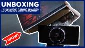 LG34GK950G Gaming Monitor - Unboxing (Sponsored)