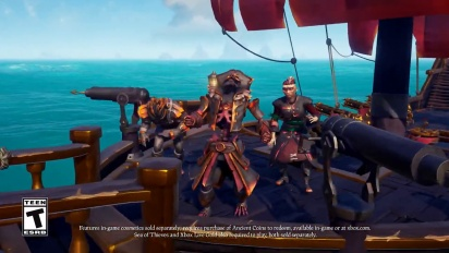 Sea of Thieves - Season Two Approaches