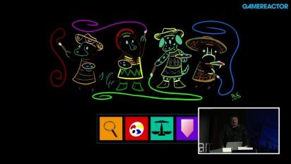 Tim Schafer - Dreams, Machines and Inspiration Gamelab 2014 full presentation
