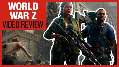 World War Z - wideo recenzja