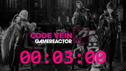 Code Vein - Livestream Replay