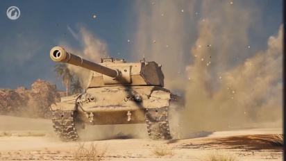 Przegląd aktualizacji 1.11.1: włoskie czołgi ciężkie i plutony 2.0 [World of Tanks Polska]