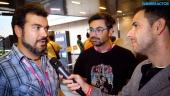 Blasphemous - Mauricio Garcia and Enrique Colinet Interview