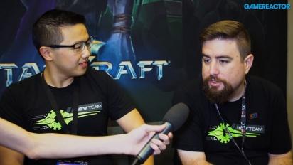 StarCraft II - Kevin Dong and Ryan Schutter Interview