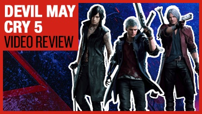 Devil May Cry 5 - wideo recenzja