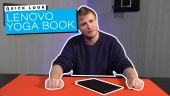 Lenovo Yoga Book - Quick Look