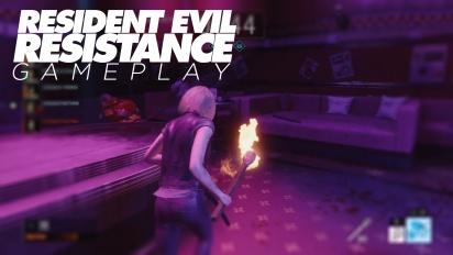 Resident Evil Resistance - Gameplay Highlights