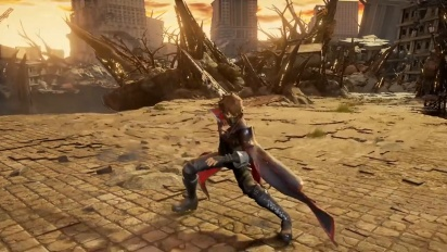 CODE VEIN - One-Handed Sword Weapon Trailer | X1, PS4, PC