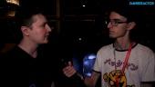 Wlad Marhulets o grze Darq - wywiad
